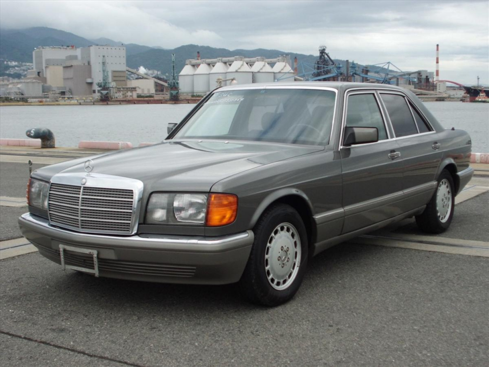 Service manual how to hot wire 1990 mercedes benz s class for 1991 mercedes benz 300e repair manual